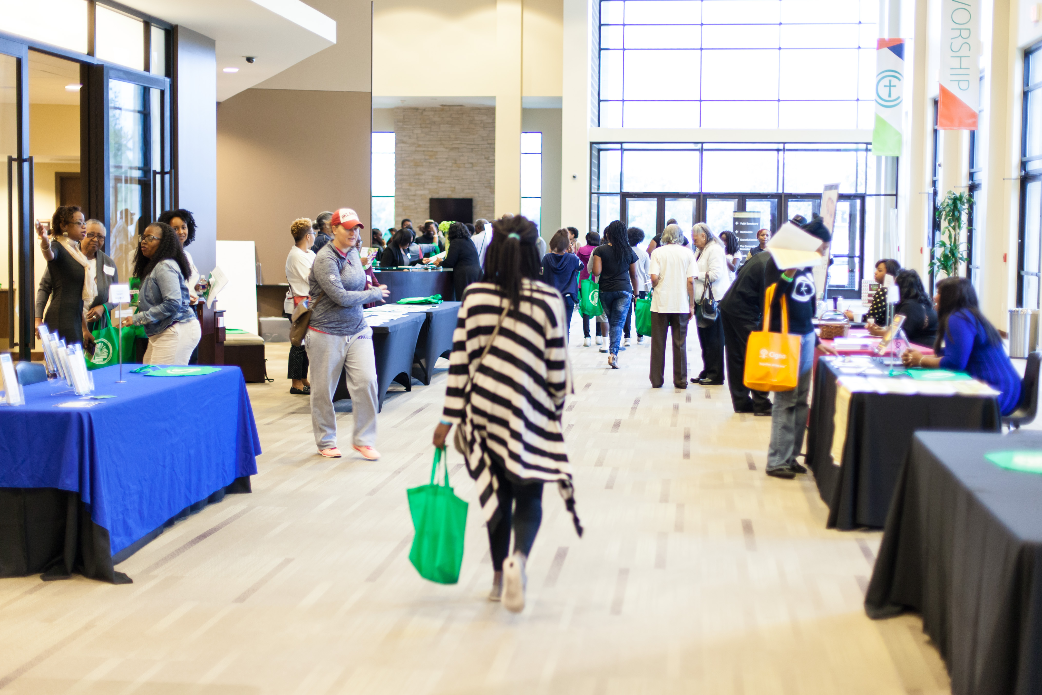 African American Faith Based Mental Health Conference Over 250 In