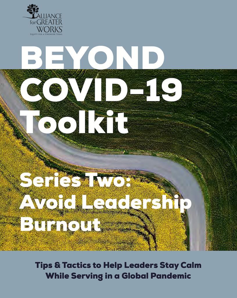Avoid Leadership Burnout