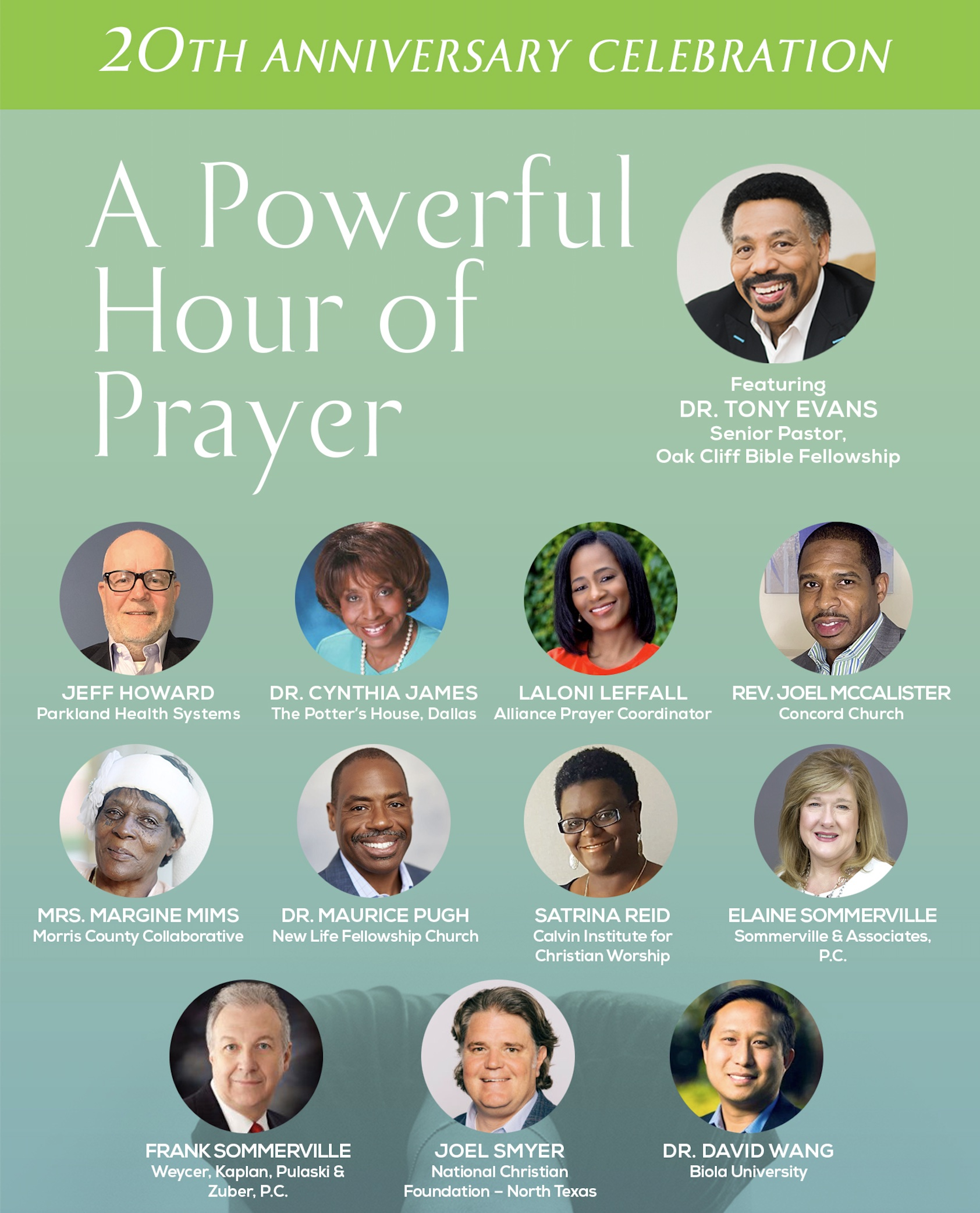 Powerful Hour of Prayer