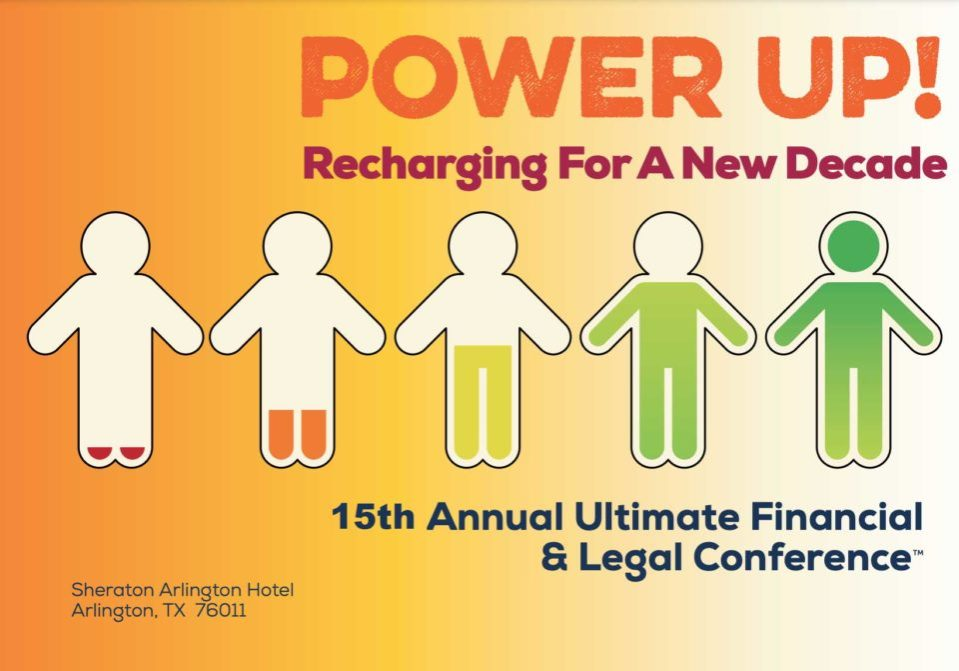 Ultimate Legal and Financial Conference