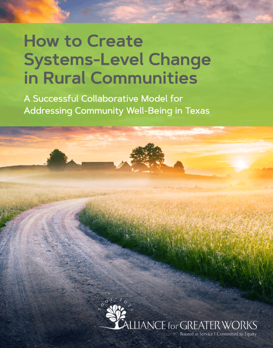 WRC Systems Level Change White Paper