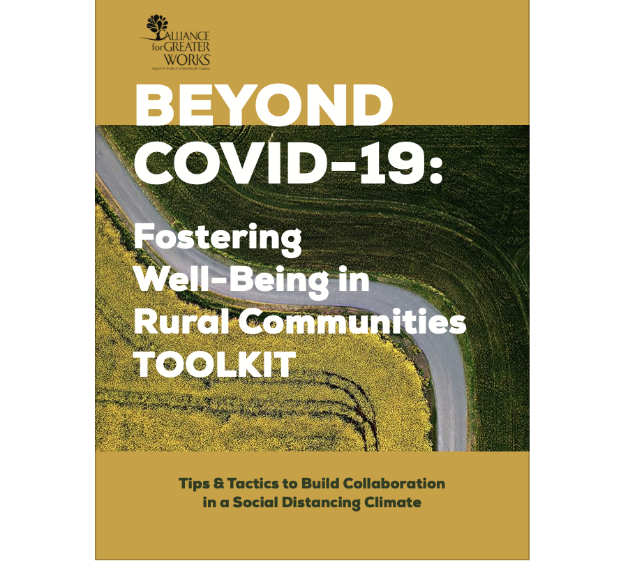 Beyond COVID-19: Fostering Well-Being in Rural Communities Toolkit