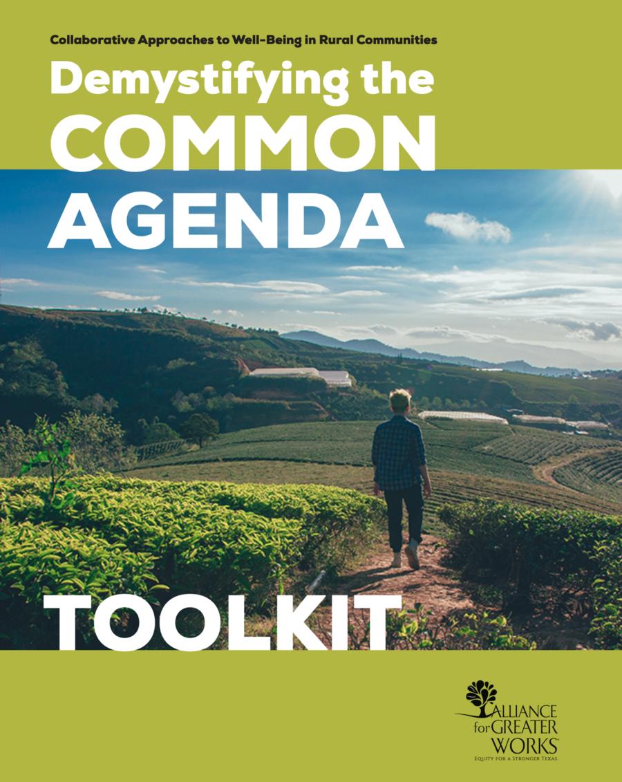 Demystifying the Common Agenda Toolkit