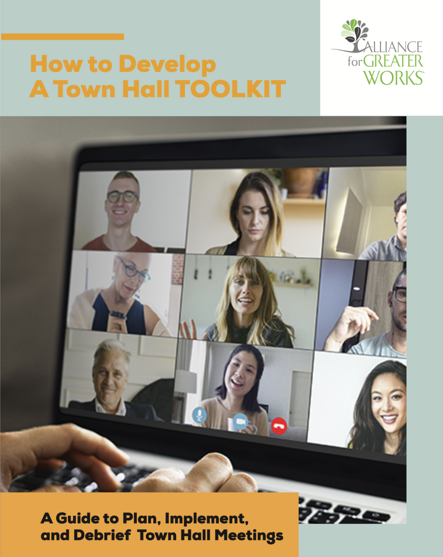 How to Develop a Town Hall Toolkit