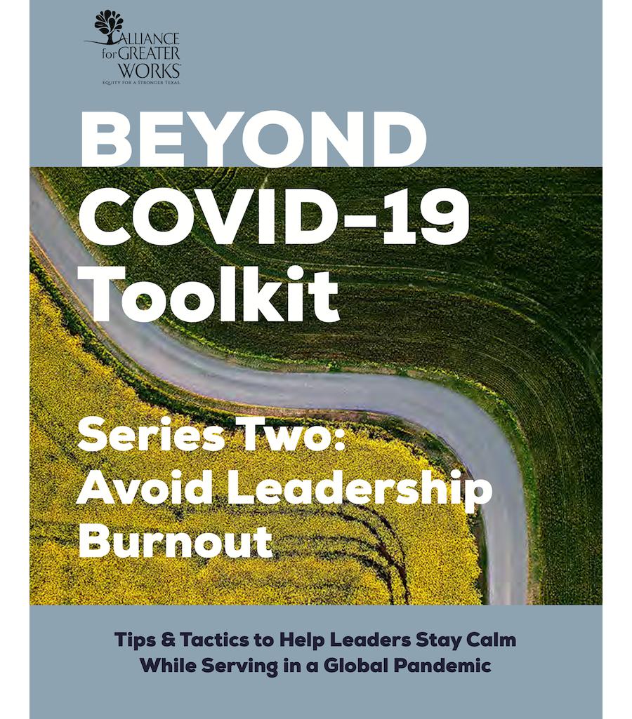 Avoid Leadership Burnout Toolkit
